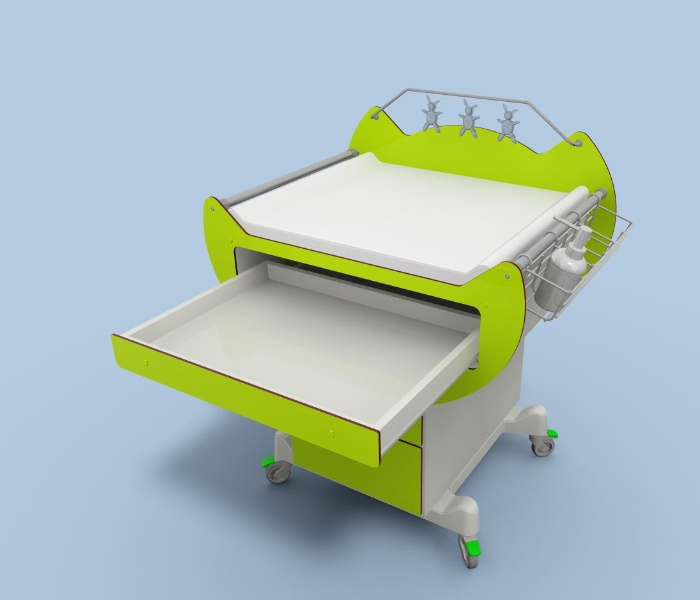 Table for baby nursing