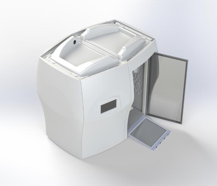 Diagnostic capsule INNOSENSE
