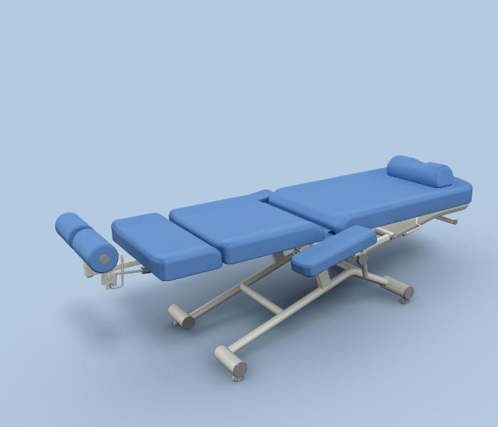 FoZa Basic universal treatment chair