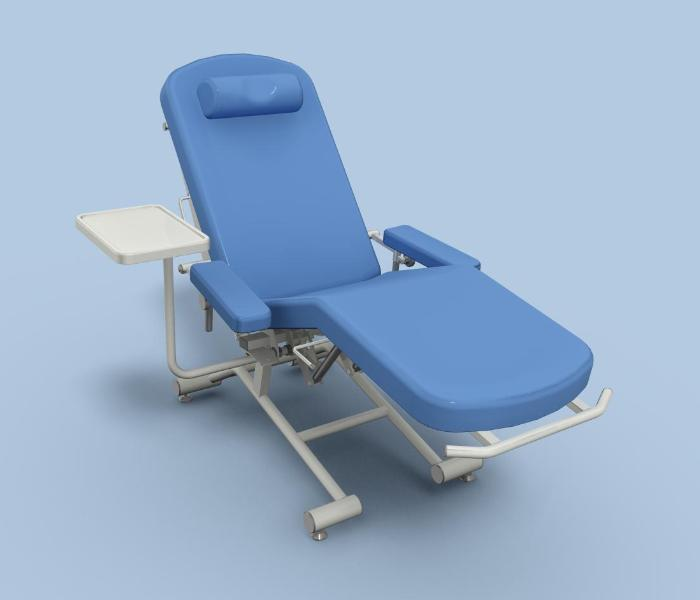 Universal treatment chair FoZa Dona