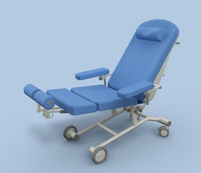 Universal FoZa Mobil treatment chair