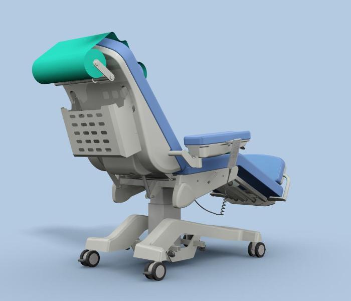 Multifunctional FoZa Multi treatment chair