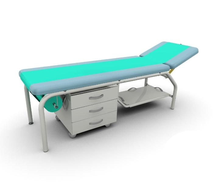 """""""SEGO"""" medical couch"""