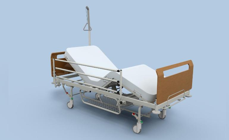 Hospital bed LP