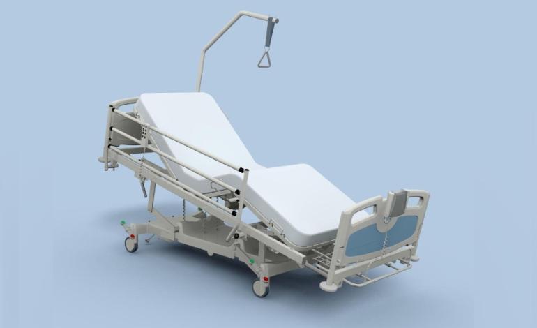 Hospital bed WERSA