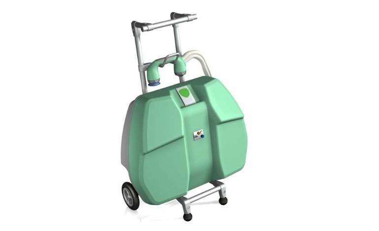 Device for rehabilitation massage - UMR